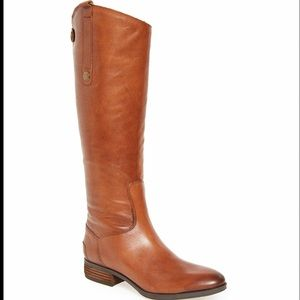 Sam Edelman Penny Boot - Whiskey - 8.5 M